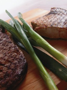 Reduce Your Carbon Footprint - Eat Less Red Meat