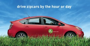 Zipcars For Young Professionals