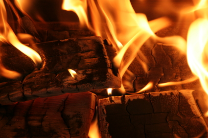 Wood Burning Fires Will Enlarge Your Carbon Footprint