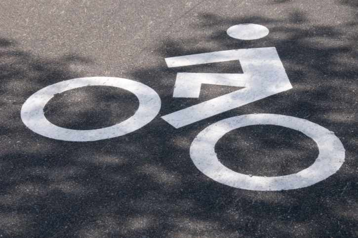 Bike Path Symbol