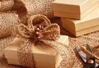 Eco Holiday Wrapping