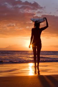 Make Your Next SurfBoard Green
