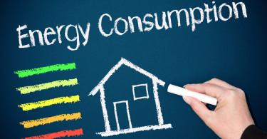 energy consumption graph