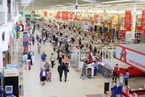 Big Store Consumerism