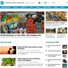 MNN homepage