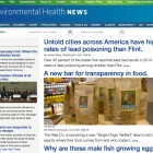 enviro healthnews  home page