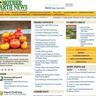 motherearth news home page